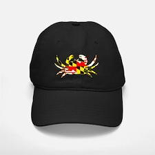 Maryland Crab Baseball Hat