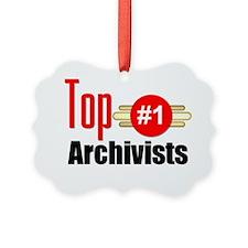 Top Archivists Ornament