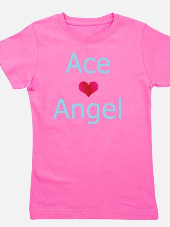 Ace + Angel Girl's Tee