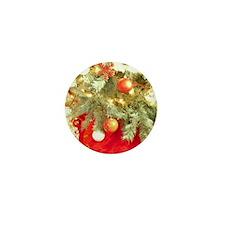 Christmas J2 Mini Button
