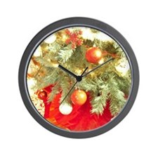 Christmas J2 Wall Clock
