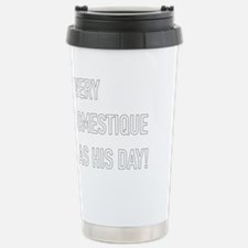 Domestique Stainless Steel Travel Mug
