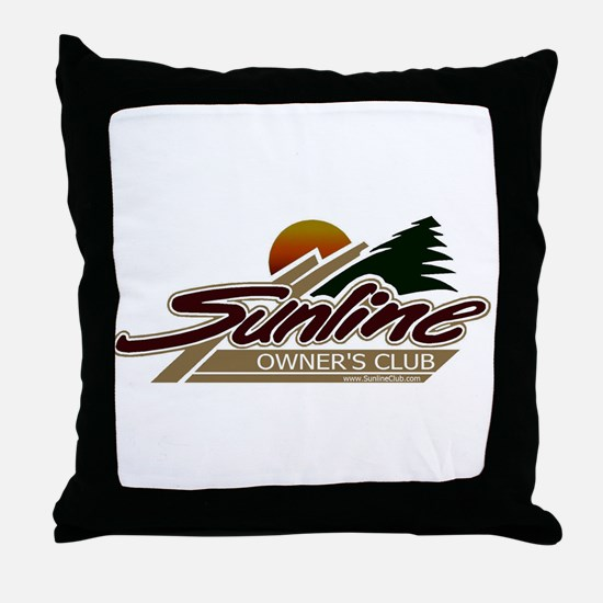Sunline Owner's Club Throw Pillow