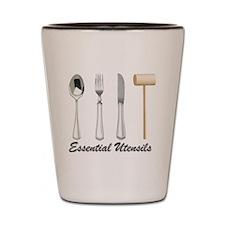 Essential Utensils Shot Glass