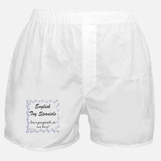 Toy Pawprint Boxer Shorts