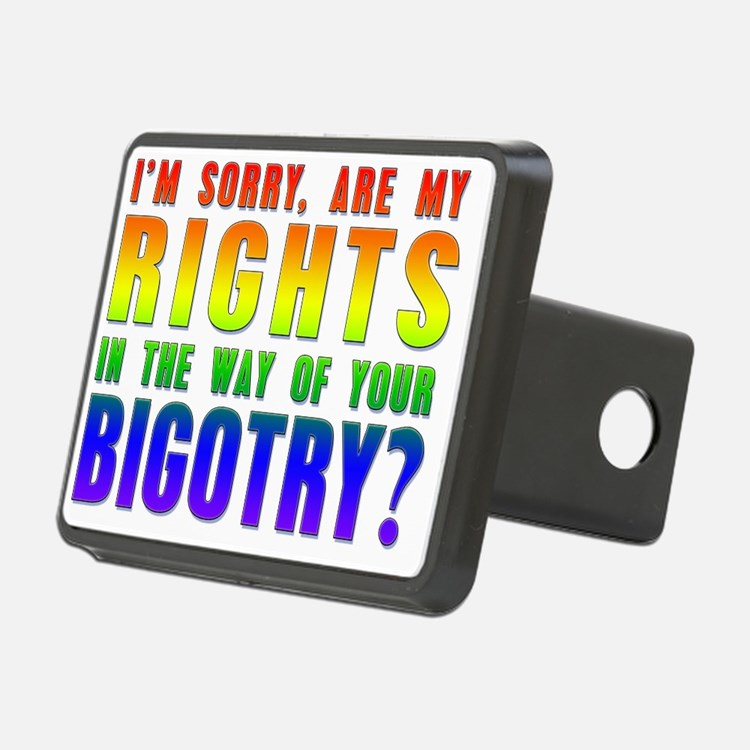 Im Sorry, Are My Rights in Hitch Cover