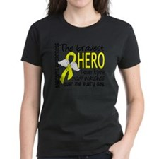 D Sarcoma Bravest Hero I Ever Tee