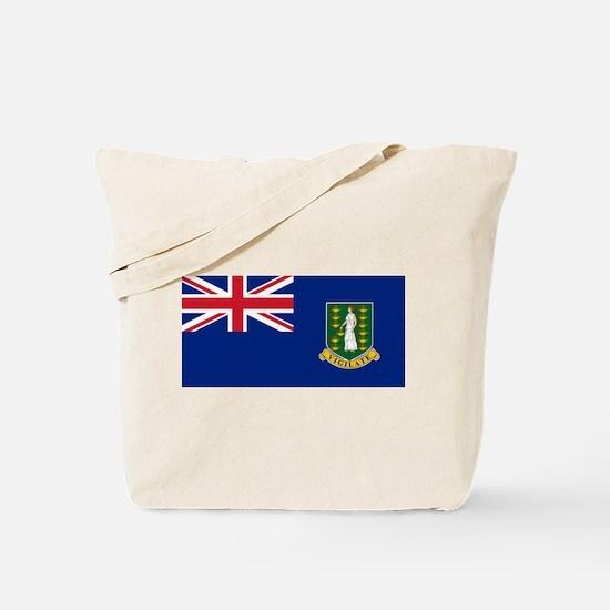 British Virgin Islands Tote Bag