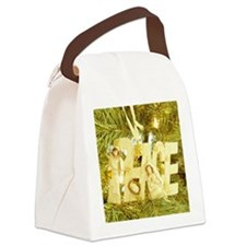 Christmas F4 Canvas Lunch Bag