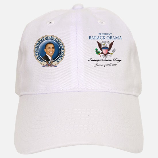 2013 Obama Inauguration mug Baseball Baseball Cap