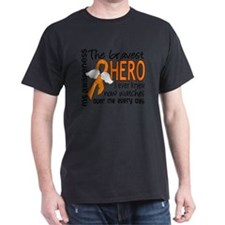 D MS Bravest Hero I Ever Knew T-Shirt