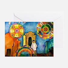 Guatemala Kites Greeting Card