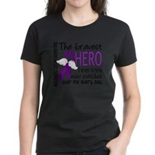 D Pancreatic Cancer Bravest H Tee