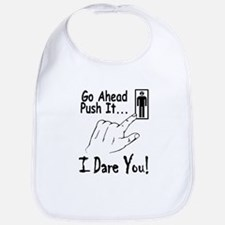 I dare you! Baby Bib