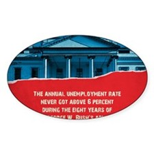 The Unemployment Rate Decal