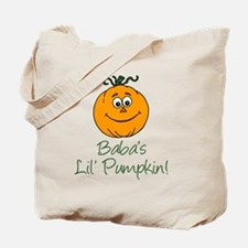 Baba Little Pumpkin Tote Bag