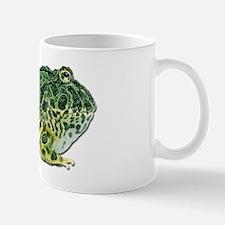 Pacman Frog Photo Mug