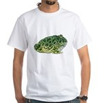 Pacman Frog Photo White T-Shirt