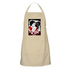 Love does not discriminate Apron