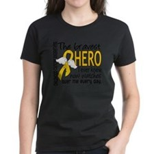 D Childhood Cancer Bravest He Tee