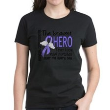 D Esophageal Cancer Bravest H Tee