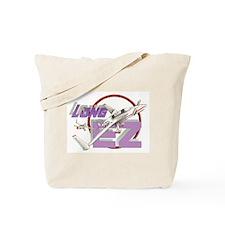 LONG EZ Tote Bag