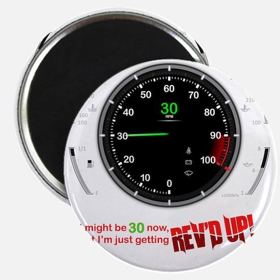 speedometer-30 Magnet