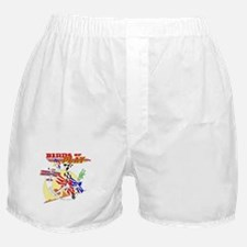 "BIRDS OF ""PLAY"" Boxer Shorts"