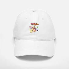 "BIRDS OF ""PLAY"" Baseball Baseball Cap"