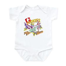 G JUNKIES Infant Bodysuit