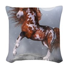 nh_l_cutting_board_820_H_F Woven Throw Pillow