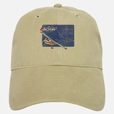 GLASTAR I Baseball Baseball Cap