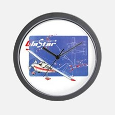 GLASTAR I Wall Clock