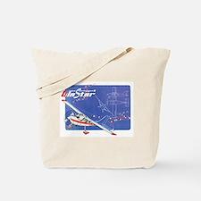 GLASTAR I Tote Bag