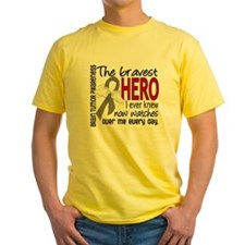 D Brain Tumor Bravest Hero I Ever K T
