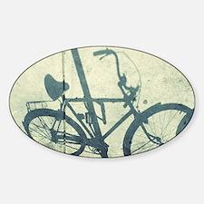 shadowbike Sticker (Oval)