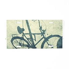 shadowbike Aluminum License Plate
