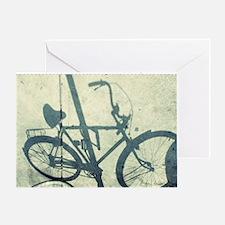 shadowbike Greeting Card