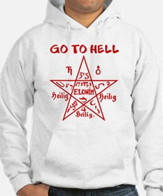Go to Hell Hoodie