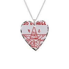 Go to Hell Necklace