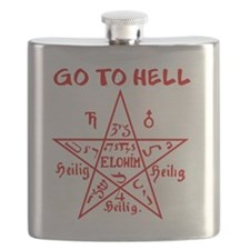 Go to Hell Flask