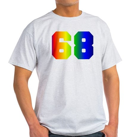 68 Dark Light T-Shirt