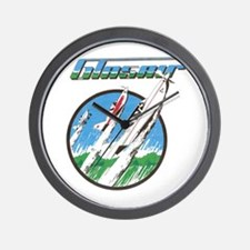 GLASAIR (TRIO) Wall Clock