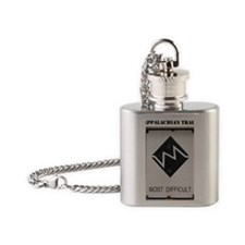 AT: Most Difficult Flask Necklace