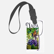 Napa Cabernet Luggage Tag