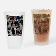 Jim Lobdell Memorial Weight Pull Drinking Glass