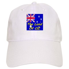 The Land Of Oz Baseball Cap