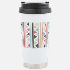 IndieStripes Messenger  Travel Mug