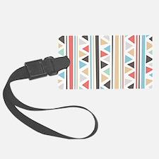 IndieStripes Messenger Bag Luggage Tag