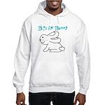 B is for Bunny Hooded Sweatshirt